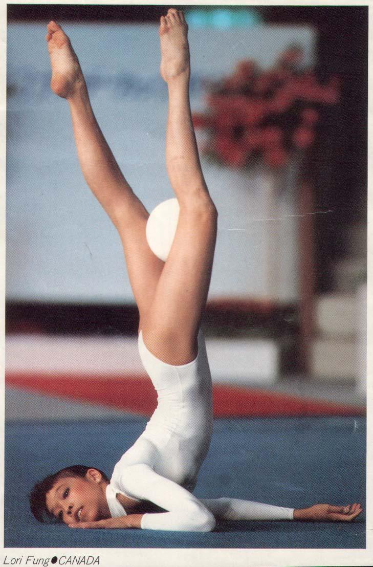 Спортсменки по художественной гимнастике эротика 16 фотография
